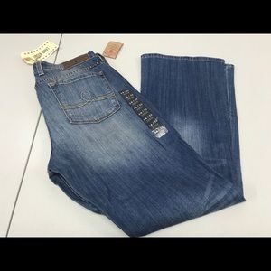 Lucky Brand Jeans Sofia boot cut 14/32 ankle